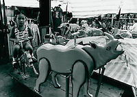 Jahrmarkt, Hongkong 1977