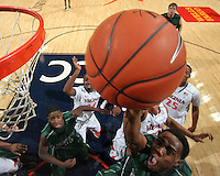 CHARLOTTESVILLE, VA- NOVEMBER 26:  Keifer Sykes #24 of the Green Bay Phoenix shoots the ball during the game on November 26, 2011 at the John Paul Jones Arena in Charlottesville, Virginia. Virginia defeated Green Bay 68-42. (Photo by Andrew Shurtleff/Getty Images) *** Local Caption *** Keifer Sykes