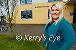 Michelle O'Brien, the new Principal of O'Brennan NS in Ballymac.