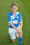 St Johnstone Academy Under 15's…2016-17<br />Murray Childs<br />Picture by Graeme Hart.<br />Copyright Perthshire Picture Agency<br />Tel: 01738 623350  Mobile: 07990 594431