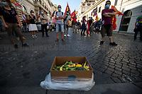 21.05.2020 - Presidio Di Solidarietà Ai Braccianti In Sciopero /Agricultural Workers Solidarity Demo