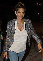 SMG_Halle Berry_FLXX_Pregnant_040513_21.JPG<br /> <br /> ARCHIVE PIXS - BREAKING NEWS<br /> <br /> MIAMI, FL - APRIL 05:  Halle Berry is pregnant with her second child, her spokesperson confirmed on Friday.<br /> The 46-year-old Oscar-winning actress and her French fiance Olivier Martinez are having their first child together.<br /> The pair already share partial custody of Halle's five-year-old Nahla, whom she had with former boyfriend Gabriel Aubry on April 5, 2013 in Miami, Florida.   (Photo By Storms Media Group)<br /> <br /> People:  Halle Berry<br /> <br /> Transmission Ref:  FLXX<br /> <br /> Must call if interested<br /> Michael Storms<br /> Storms Media Group Inc.<br /> 305-632-3400 - Cell<br /> 305-513-5783 - Fax<br /> MikeStorm@aol.com