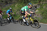 Green Jersey Primoz Roglic (SLO) Team Jumbo-Visma during Stage 6 of the Itzulia Basque Country 2021, running 111.9km from Ondarroa to Arrate, Spain. 10th April 2021.  <br /> Picture: Luis Angel Gomez/Photogomezsport | Cyclefile<br /> <br /> All photos usage must carry mandatory copyright credit (© Cyclefile | Luis Angel Gomez/Photogomezsport)