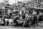 2018 Verizon IndyCar Series - Firestone Grand Prix of St. Petersburg<br /> St. Petersburg, FL USA<br /> Sunday 11 March 2018<br /> Scott Dixon, Chip Ganassi Racing Honda, pit stop<br /> World Copyright: Michael L. Levitt<br /> LAT Images<br /> ref: Digital Image _01I5286