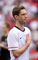 Clarence Goodson. The USMNT defeated Turkey, 2-1, at Lincoln Financial Field in Philadelphia, PA.
