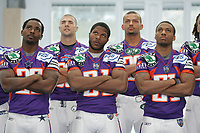 CB Lenny Williams, S Rob Lee, CB Bill Alford, CB James Taylor, CB Joselio Hanson