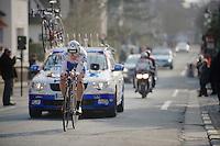 3 Days of De Panne.stage 3b: De Panne-De Panne TT..Johan Le Bon (FRA).