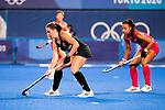 Olivia Shannon. Women's Pool B match between New Zealand and Japan, Oi Hockey Stadium, Tokyo, Japan, Monday 26 July 2021. <br /> Photo: AlishaLovrich/HockeyNZ/www.bwmedia.co.nz