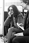 Noel Redding 1969 at BBC Bar for Lulu TV Show