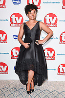 Jaye Jacobs<br /> at the TV Choice Awards 2018, Dorchester Hotel, London<br /> <br /> ©Ash Knotek  D3428  10/09/2018