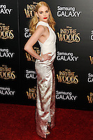 NEW YORK CITY, NY, USA - DECEMBER 08: MacKenzie Mauzy  arrives at the World Premiere Of Walt Disney Pictures' 'Into The Woods' held at the Ziegfeld Theatre on December 8, 2014 in New York City, New York, United States. (Photo by Celebrity Monitor)