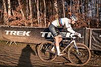 CX world champion Mathieu Van der Poel (NED/Alpecin-Fenix)<br /> <br /> 2021 GP Sven Nys in Baal (BEL)<br /> <br /> ©kramon