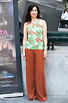 """The director of the film Marina Seresesky during the presentation of the spanish film """" La Puerta Abierta"""" in Madrid. August 31, Spain. 2016. (ALTERPHOTOS/BorjaB.Hojas)"""