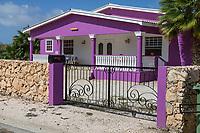 Kralendijk, Bonaire, Leeward Antilles.  Middle-class Residence.