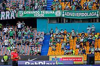 MEDELLIN - COLOMBIA, 07-08-2021: El árbitro Edilson Ariza se prepara antes de darle inicio al partido entre Atlético Nacional y Deportivo Cali por la fecha 4 de la Liga BetPlay DIMAYOR II 2021 jugado en el estadio Atanasio Girardot de la ciudad de Medellín. / The referee Edilson Ariza prepares to begin the match for the date 4 as part of BetPlay DIMAYOR League II 2021 between Atletico Nacional and Deportivo Cali played at Atanasio Girardot stadium in Medellín city. Photo: VizzorImage / Donaldo Zuluaga / Cont