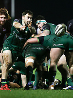 27th December 2020 | Connacht  vs Ulster <br /> <br /> Caolin Blade during the PRO14 Round 9 clash again Connacht at the Sportsground in Galway, Ireland. Photo by John Dickson/Dicksondigital