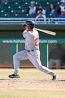 Tim Fedroff - Peoria Saguaros, 2009 Arizona Fall League.Photo by:  Bill Mitchell/Four Seam Images..