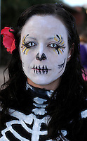 DAYoftheDEAD PROCESSION