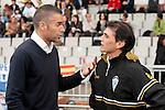 Partido de futbol CE Sabadell vs Alcoyano