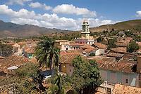 Cuba, Altstadt von Trinidad, Provinz Sancti Spiritus, Unesco-Weltkulturerbe