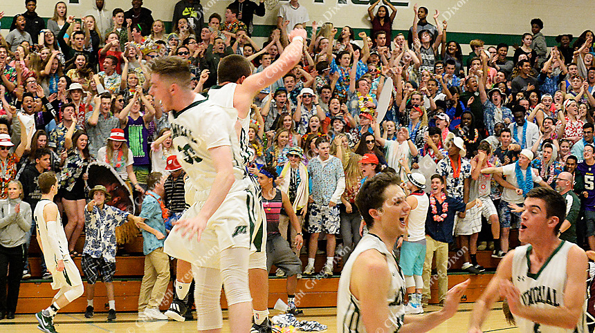 Madison Memorial tops Middleton 56-53 in Big Eight Conference boys basketball on Thursday at Memorial High School in Madison