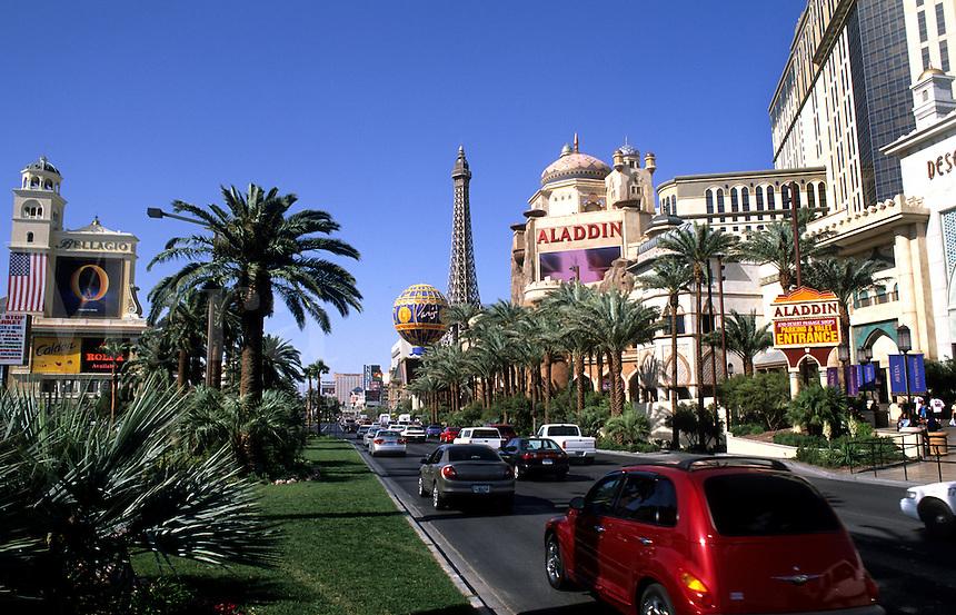 The Strip, Las Vegas Nevada, USA