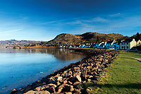 Loch Shieldaig, Shieldaig, Ross & Cromarty, Northwest Highlands