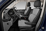 Front seat view of 2020 Volkswagen Caravelle Highline 5 Door Passenger Van Front Seat  car photos