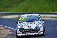 Race of Germany Nürburgring Nordschleife 2016 Free training 2 ETCC 2016 #186 MSC Wahlscheid e.V. im ADAC Peugeot 207 Andreas Rinke (DEU) © 2016 Musson/PSP. All Rights Reserved.