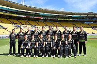 20210307  International Men's T20 Cricket - NZ Black Caps v Australia