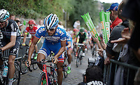 Bjorn Leukemans (BEL/Wanty-Groupe Gobert)<br /> <br /> Tour de Wallonie 2015<br /> stage 5: Chimay - Thuin (