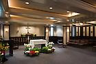 Siegfried Hall chapel..Photo by Matt Cashore/University of Notre Dame
