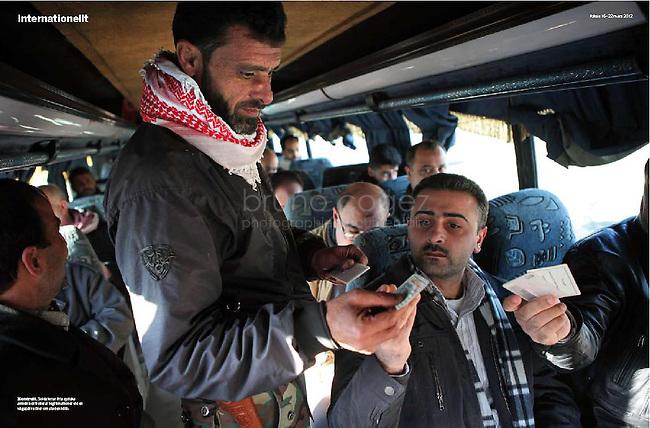 FOKUS (Swedish political magazine):.Syria, Idlib province -.Uprising against Assad, 03.2012.Photos:  Timo Vogt