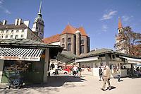 - Germany, Munich, historical centre ....- Germania, Monaco di Baviera, centro storico