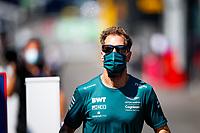 July 3rd 2021; F1 Grand Prix of Austria, qualifying sessions;  VETTEL Sebastian (ger), Aston Martin F1 AMR21, during the  2021 Austrian Grand Prix, 9th round of the 2021 FIA Formula One World Championship