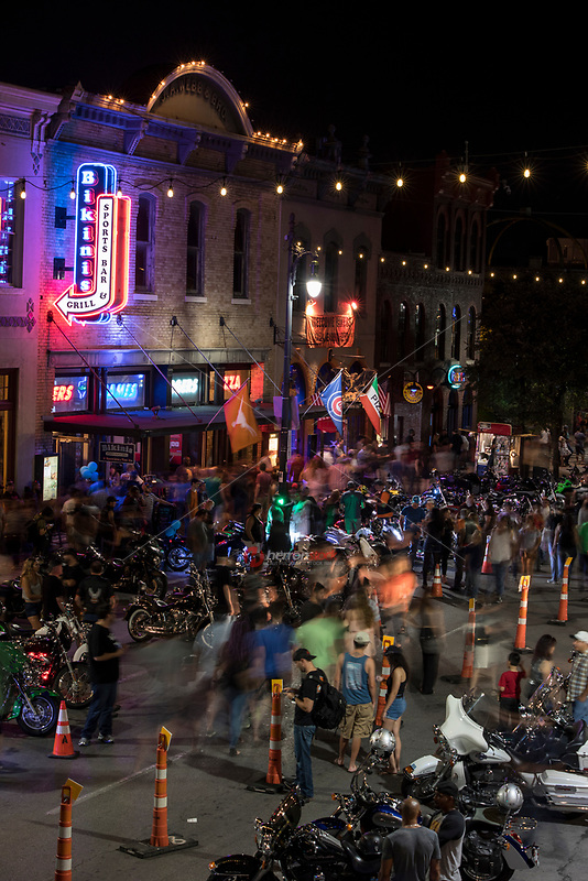The Republic of Texas Biker Rally (ROT Biker Rally) is the largest motorcycle rally in Texas and the largest turnstile (ticketed admission) motorcycle rally in the United States.