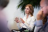 Kaida Ruusalepp, Funderbeam.  Disruptive Technology Financial Services conference, Level39, Canary Wharf, London.