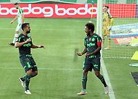 São Paulo (SP), 06/06/2021 - Palmeiras-Chapecoense - Partida entre Palmeiras e Chapecoense pelo Campeonato Brasileiro neste domingo (06) no Allianz Parque em São Paulo.