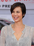 Catherine Bell attends Disney's Muppets Most Wanted World Premiere held at The El Capitan Theatre in Hollywood, California on March 11,2014                                                                               © 2014 Hollywood Press Agency