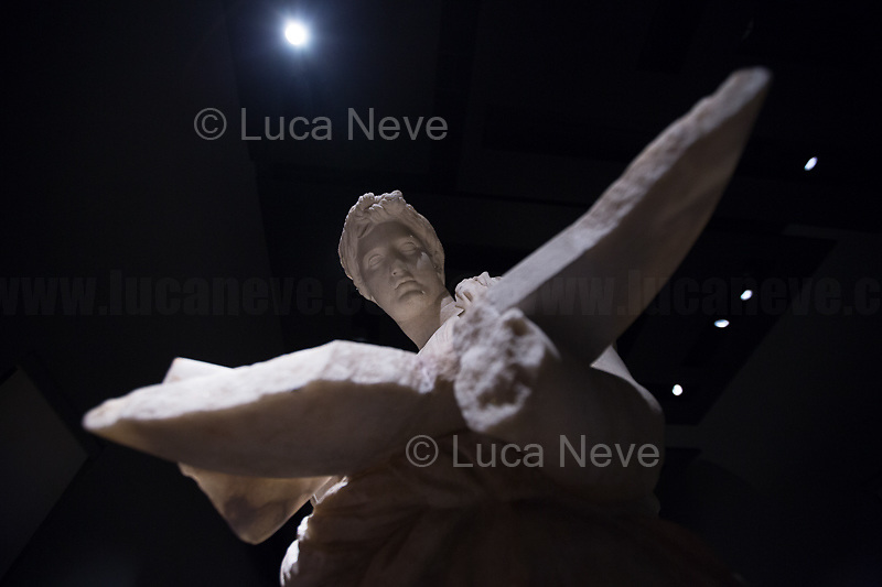 Fanciulla di Anzio.<br />