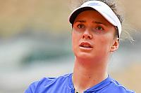 6th October 2020, Roland Garros, Paris, France; French Open tennis, Roland Garros 2020; Svitolina - Ukraine