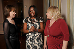 "From left: Deborah Keyser, Deborah Duncan and Deborah Wrigley chat at Preservation Houston's ""The Cornerstone Dinner""  presenting the 2018 Good Brick Awards at the River Oaks Country Club Friday March 02,2018. (Dave Rossman Photo)"
