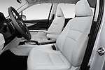 Front seat view of 2018 Honda Pilot Touring 5 Door Suv Front Seat car photos