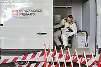 - Metropolitana Milanese, Servizio Idrico Integrato, ispezione delle condutture fognarie<br /> <br /> - Milan Metro, Integrated Water Service, inspection of sewer pipes