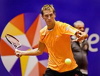 11-12-09, Rotterdam, Tennis, REAAL Tennis Masters 2009, Thiemo de Bakker