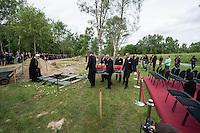 2015/06/16 Berlin | Berlin | Beerdigung Mittelmeerflüchtling