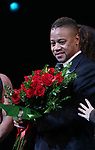 """Cuba Gooding Jr. returns to Broadway in """"Chicago"""" on October 9, 2018 at the Ambassador Theatre in New York City."""