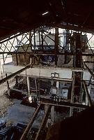France/DOM/Martinique/Distillerie du Simon: la machine à vapeur