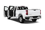Car images of 2020 Chevrolet Silverado-1500 WT 4 Door Pick-up Doors