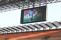 Milano  29-11-2020<br /> Stadio Giuseppe Meazza<br /> Campionato Serie A Tim 2020/21<br /> Milan - Fiorentina<br /> nella foto:   Ciao Diego                       <br /> foto Antonio Saia Kines Milano